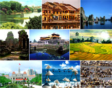 vietnam destinations
